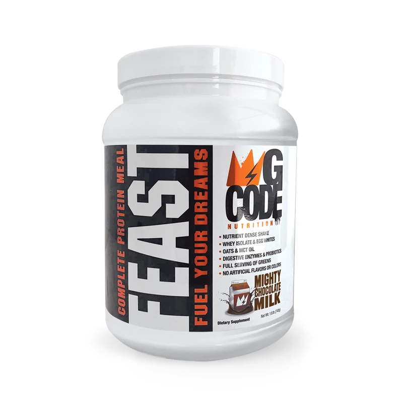 FEAST: Complete Protein Meal
