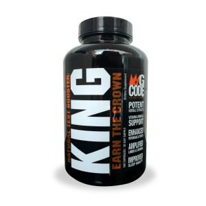 KING: Natural Test Booster