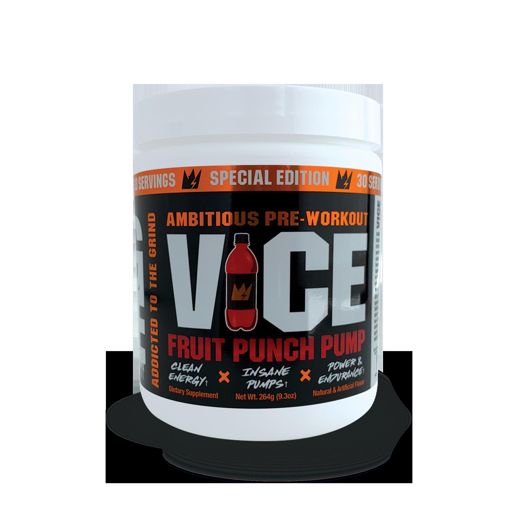VICE: Fruit Punch Pump