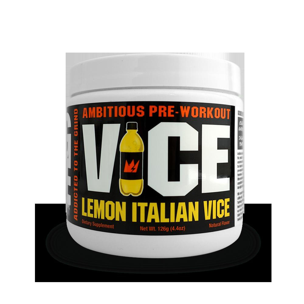 VICE: Lemon Italian Vice