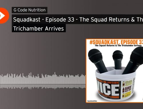 Squadkast: Episode 33- The Squad Returns & The Trichamber Arrives