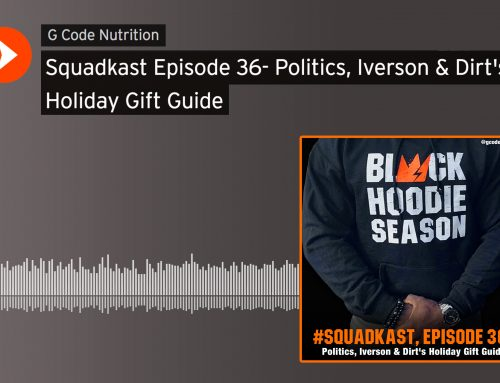 Squadkast: Episode 36- Lions, Lambs & Listmaking