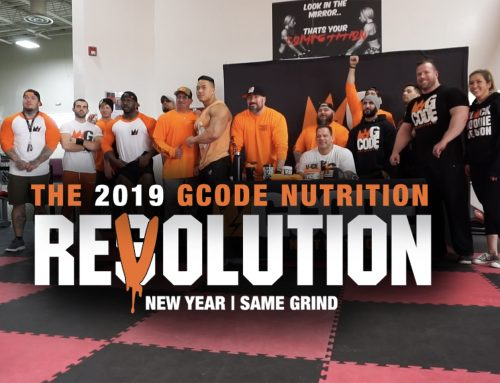 The 2019 GCode Resolution Revolution: New Years Day Recap