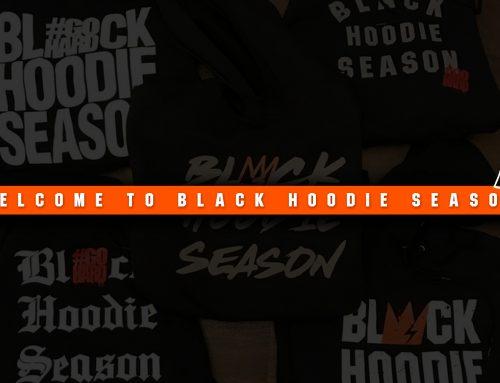 Black Hoodie SZN