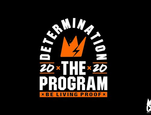 THE PROGRAM: WEEK 8