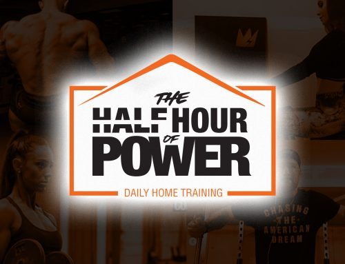 The Half Hour Of Power- WEEK 8