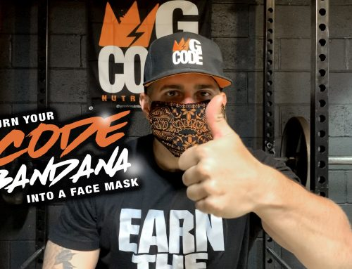 HOW-TO: Turn Your GCode Bandana into a Face Mask