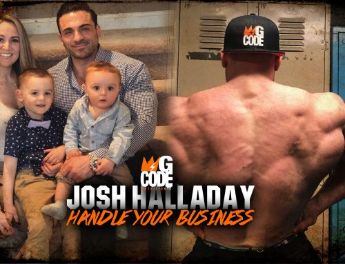 Josh Halladay: Handle Your Business