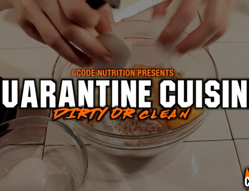 Quarantine Cuisine