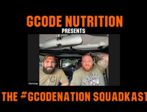 GCode Nutrition presents…The #GCodeNation Squadkast!