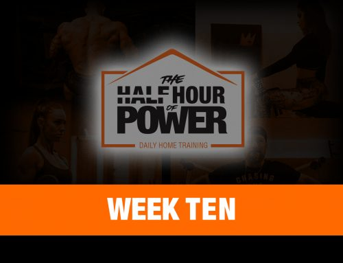 Half Hour of Power: Week 10