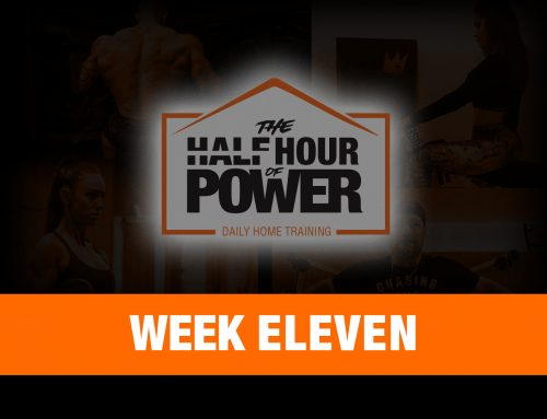 Half Hour of Power: Week 11