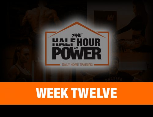 Half Hour of Power: Week 12