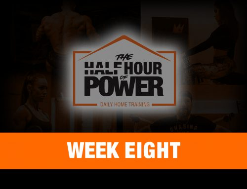 Half Hour of Power: Week 8