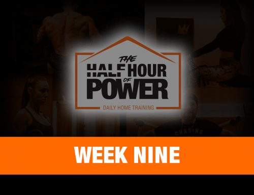 Half Hour of Power: Week 9