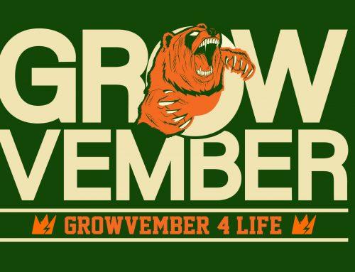 #GROWvember 4 Life