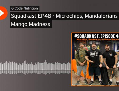 Episode 48: Microchips, Mandalorians & Mango Madness