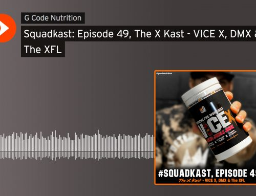 Squadkast: Episode 49, The X Kast – VICE X, DMX & The XFL