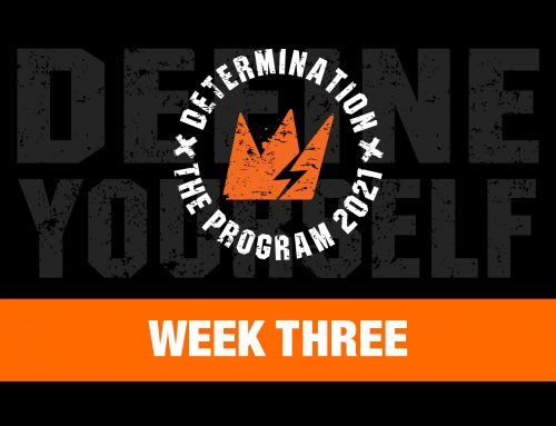 The Program 2021: Week 3