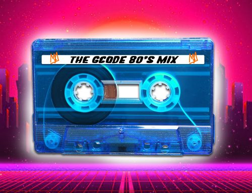 GCode Nutrition Presents…The 80s Mix