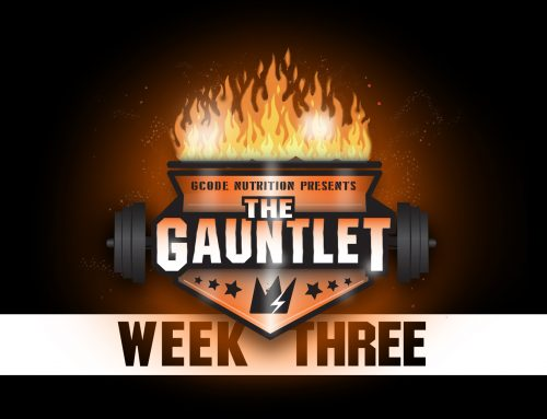 The Gauntlet: Week 3