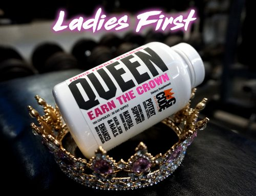QUEEN: Ladies First