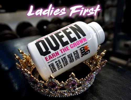 QUEEN: Ladies First